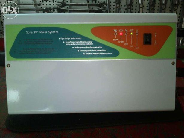 Inversor 1500w 24v com carregador solar 50amp novos