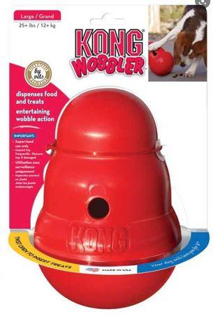 Brinquedo Cão KONG Wobbler - Tamanho L