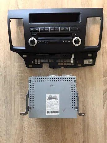 Штатная автомагнитола MITSUBISHI LANCER X; CD, MP3, AUX, Загрузка 6 CD