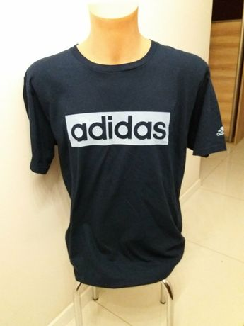 Bluzka  T-shirt Adidas Roz.L    Oryginał