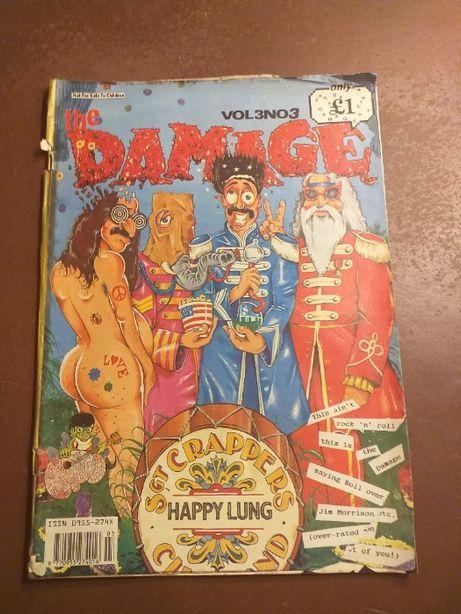 Komiks The Damage: Vol.3 No.3