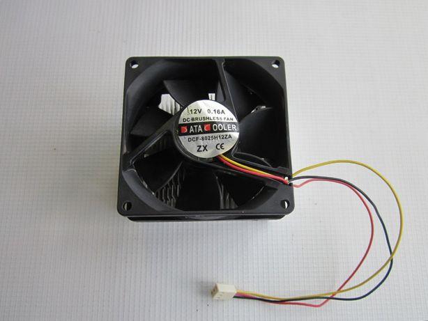 Cooler DCF-802512ZA c радиатором,Fujian F1202512SM