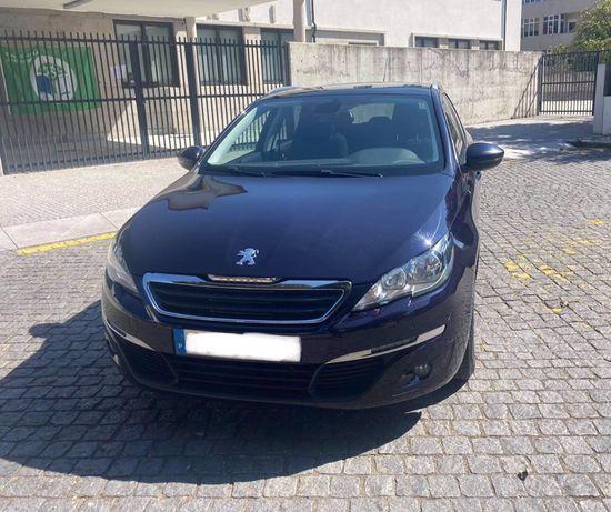 Peugeot 308 sw allure 120 cv (aceito retoma )