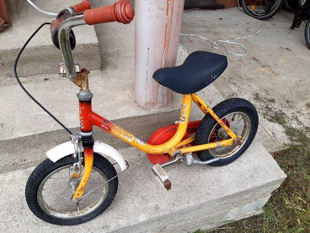 Mały rowerek dla dzieci