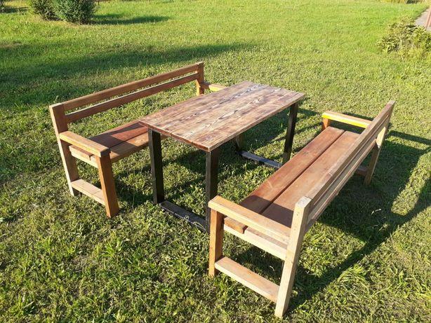 Стол для дачи или кафе