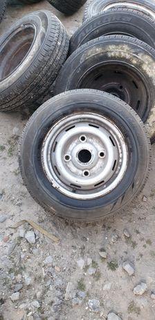 Диск колісний металевий Рено Трафік R14