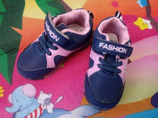 Кросовки 21р 13,5 см, кросівки, кросовки для девочки