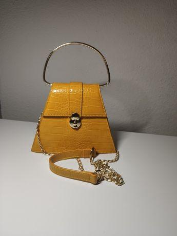 Шикарная сумочка, женская сумка, маленькая сумочка, сумка с цепочкой