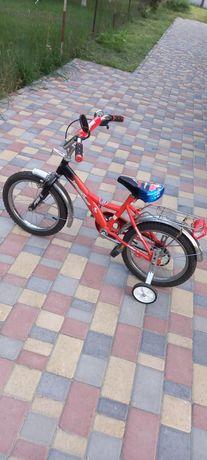 Велосипед тачки велик. СРОЧНО 4+