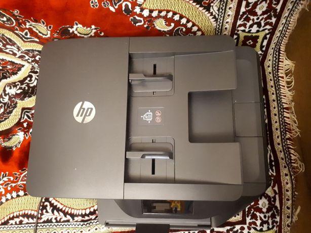 Принтер и сканер HP OfficeJet Pro 6960