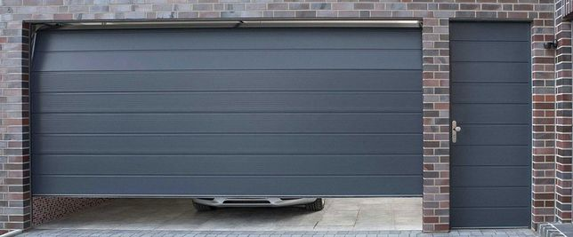 Ворота секційні гаражні секционные гаражные автоматика ролети