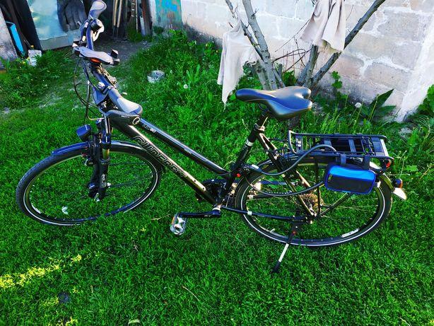 Продам или на обмен велосипед Gudereit LC-80