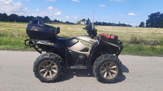 Yamaha grizzly 700 08.2020 FV 23%