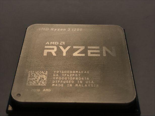 Procesor AMD® Ryzen™ 3 1200 | 3.1GHz | AM4