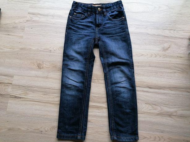 Spodnie jeans Coolclub rozm. 116