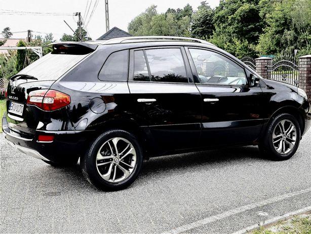 Renault koleos 2.0 dci nigt&dey panorama skóry navi bose