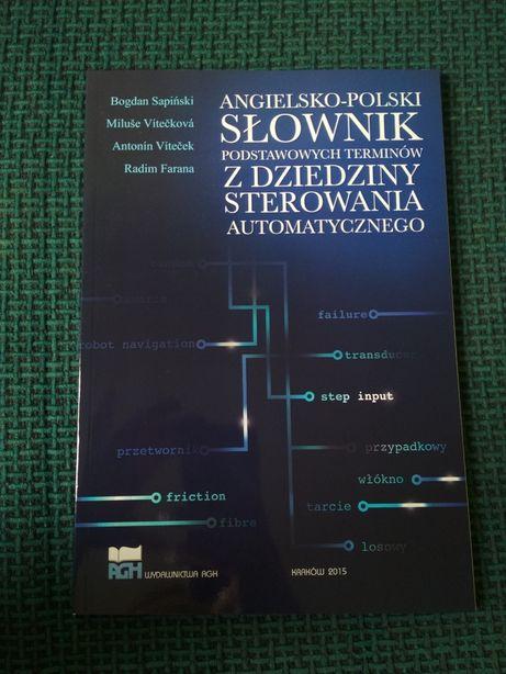 Angielsko-polsko słownik podstawowych terminów z dziedziny sterowania