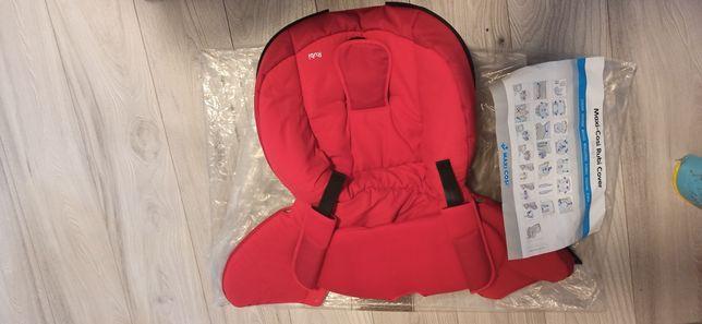 Tapicerka fotelik Maxi Cosi Rubi Robin red