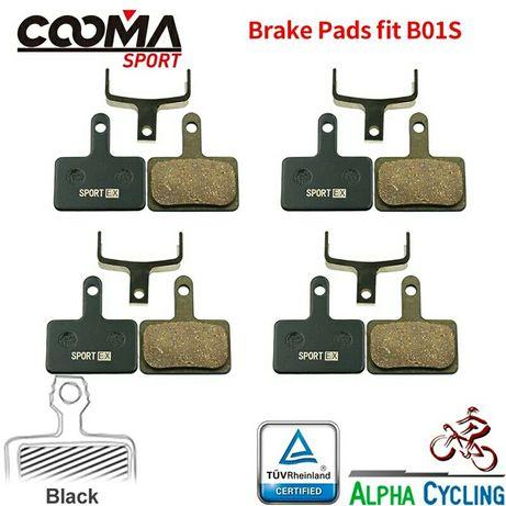 Велосипедные тормозные колодки SHIMANO B01S, MT200, M375 M395 M486