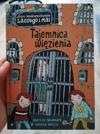 Tajemnica więzienia książka dla dzieci