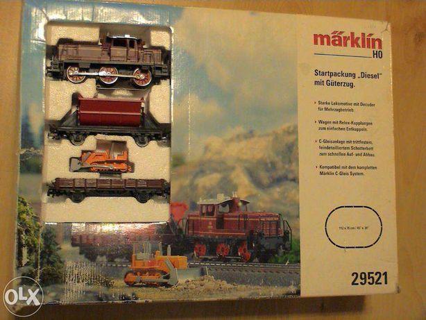 Kolejka Marklin 29521