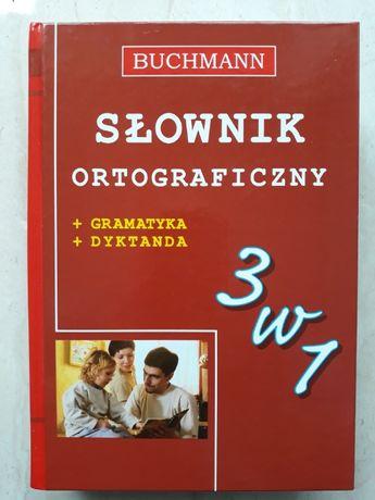 Słownik Ortograficzny, Wydawnictwo BUCHMANN