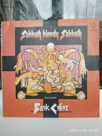 Пластинка Блэк Сэбэт Black Sabbath