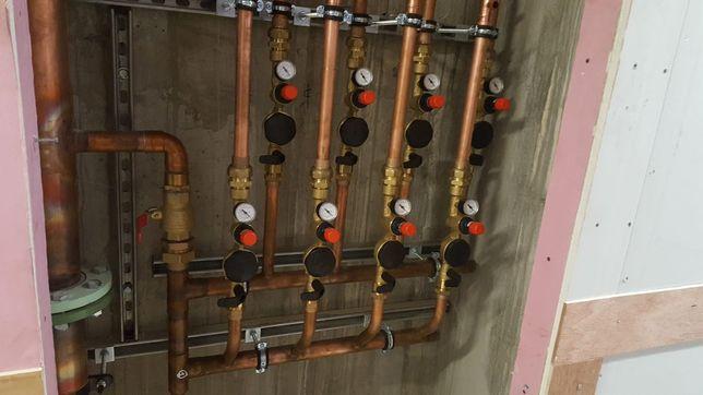Usługi Hydrauliczne Hydro-Tech, firma hydraulik