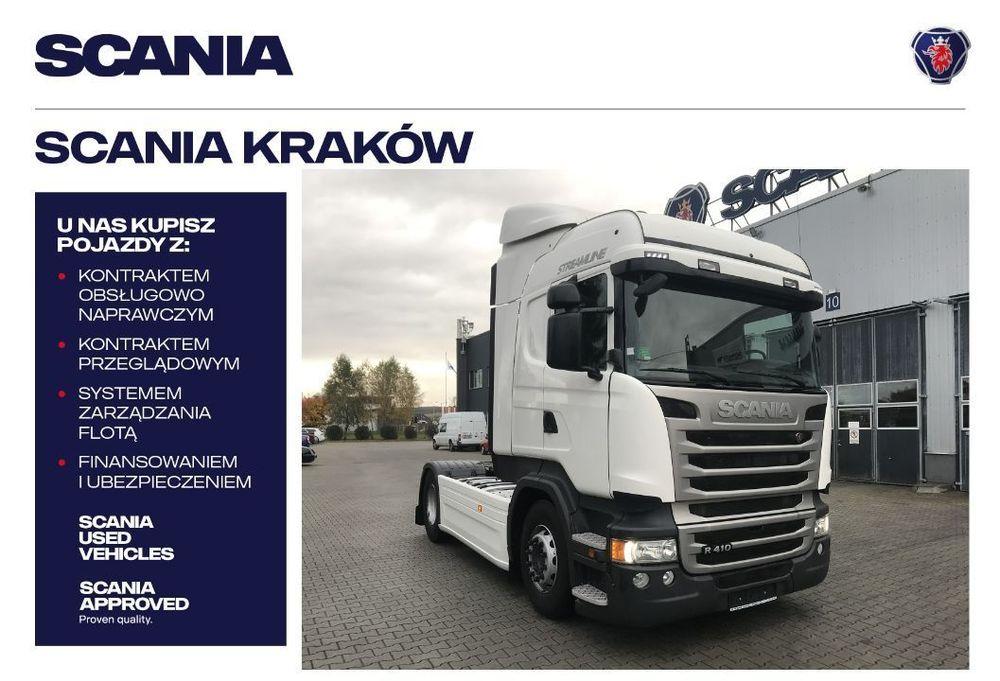 Scania R410 La4x2hnb  Zawieszenie Przód I Tył Na Poduszkach Дарницкое - изображение 1