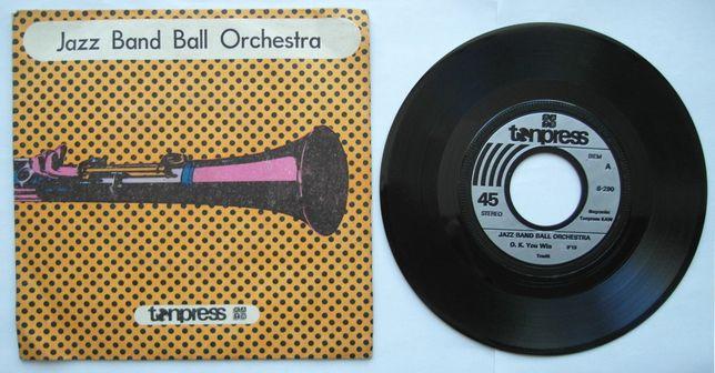 Jazz Band Ball Orchestra ~ OK You Win Sweet Georgia Brown POLISH JAZZ