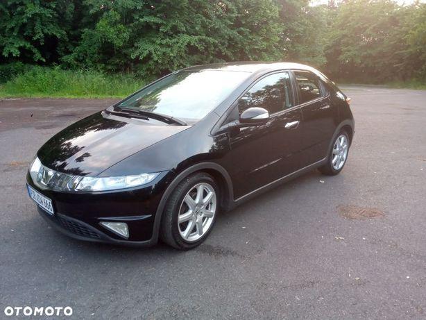 Honda Civic UFO, 1.8B, 140KM, Sport, Ładna, niski przebieg