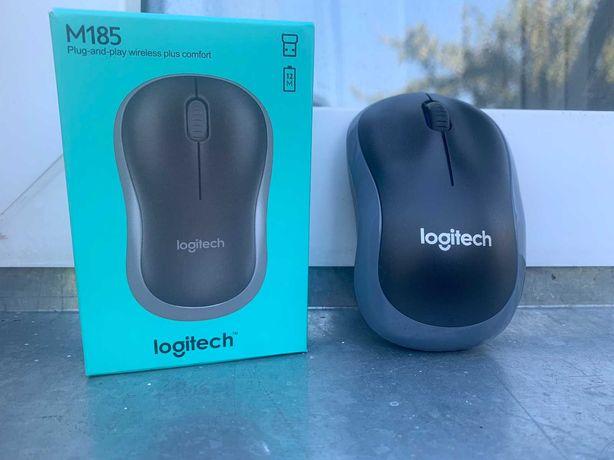 Мышь Logitech M185 (новая мышка)