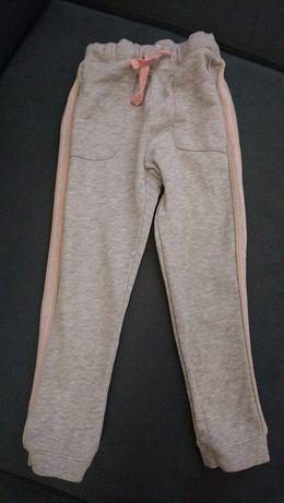 Spodnie dresowe - rozm 110