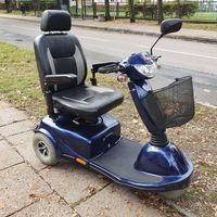 skuter inwalidzki elektryczny wózek