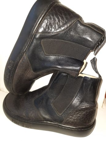 Демисезонные ботинки Pom  D'api, zara, next  р-р 28.