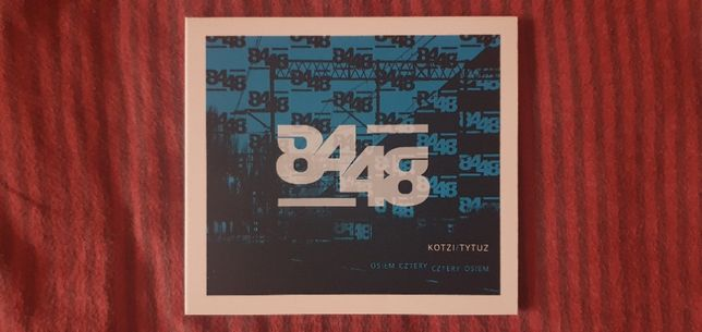 Kotzi/Tytuz - 8448 [CD] + Vlepka