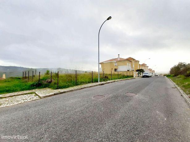 Terreno com projecto de moradia, Quinta de Santa Maria, Cadafais, Carregado.