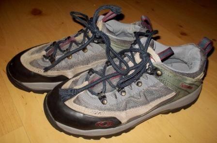 SALOMON buty trekkingowe (38,5)