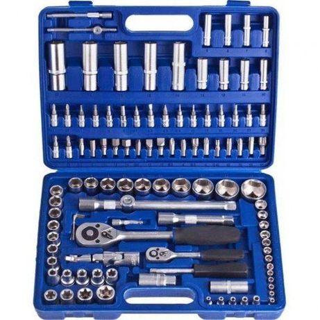 Набор инструментов Rainberg RB006 108 предметов в кейсе. Есть ОПТ/Дроп