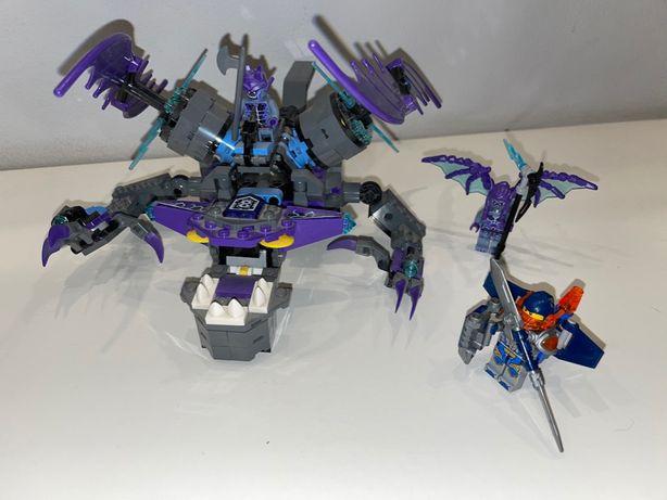 Lego 70353 Nexo Knights Heligulec