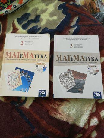 Matematyka Nowa Era rok 2009 i 2012