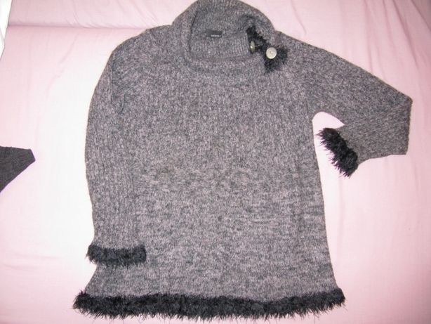 Sweter firmy Andrea roz xl.
