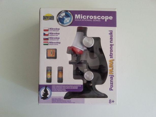 Mikroskop firmy Dromader