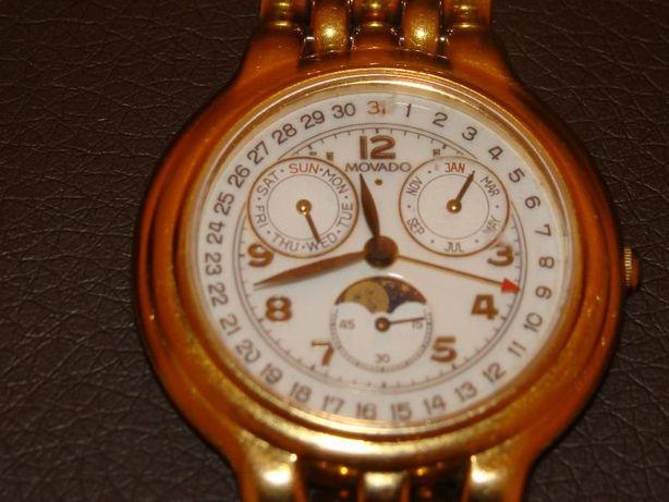 Zegarek szwajcarski Movado