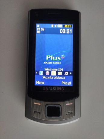 Samsung GT-S7350i używany, działa. Z kartą pamięci 1 GB