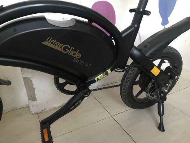 Bicicleta eletrica Urben Bike 140