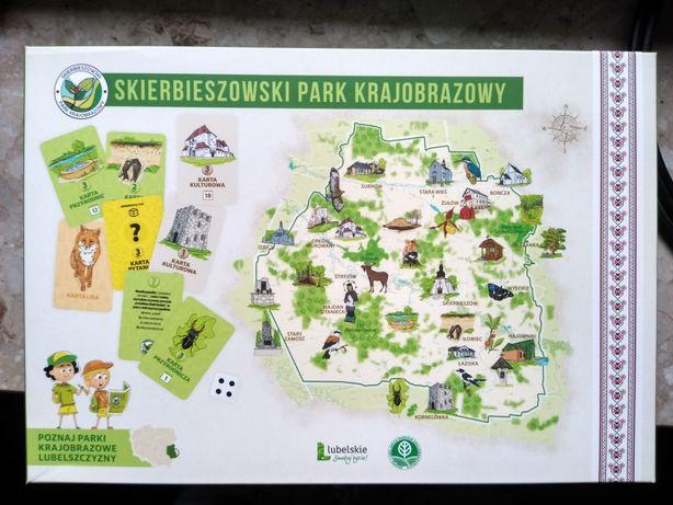 Nowa Gra edukacyjna o parkach krajobrazowych