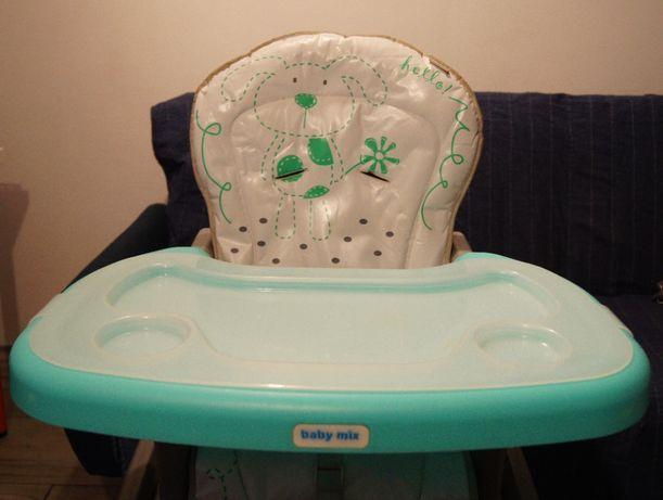 Krzesełko do karmienia 2 w 1 dla dziecka