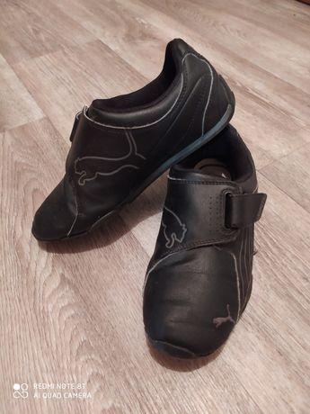 Фирменные детские кроссовки Puma