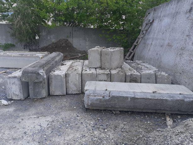 Блоки, перемички, панелі, ПКЖ